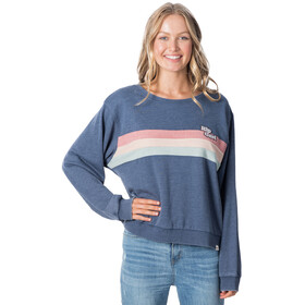 Rip Curl Revival Crew Pullover Women slate blue